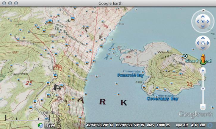 Caltopo USGS Topo In Google Earth - Us topo maps google earth