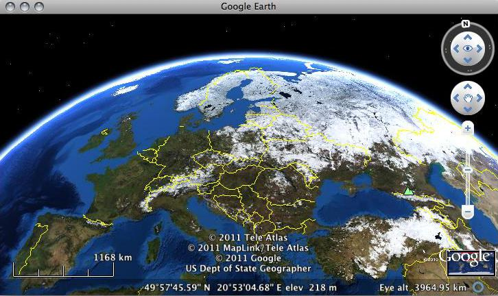 MapQuest Open Aerial In Google Earth - Mapquest free us maps by google