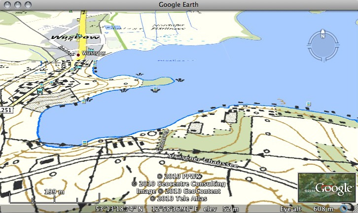 Outdooractive Maps Germany In Google Earth - Germany map google