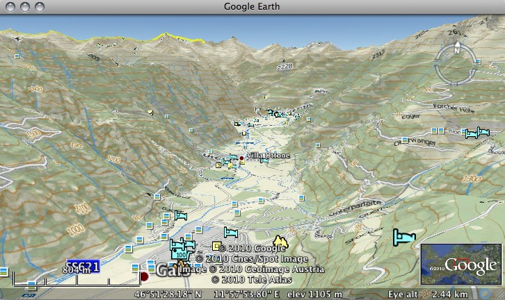 Outdooractive maps south tyrol in google earth gumiabroncs Images